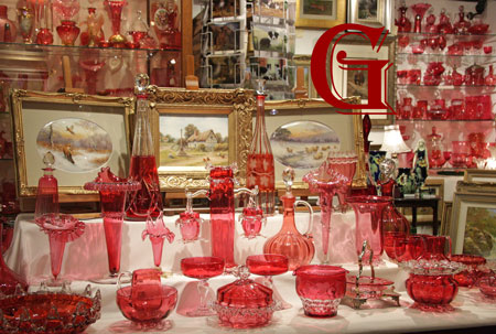 At the Cranberry Glass Shop